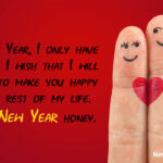 Happy New Year Message To My Girlfriend Facebook