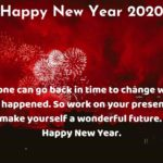 Happy New Year Thank You Quotes