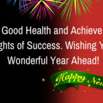 Happy New Year Wish You And Your Family Health