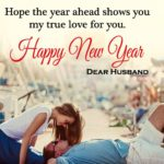 Happy New Year Wishes 2021 For Lover Pinterest