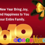 Happy New Year Wishes For Family 2019 Facebook