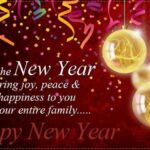 Happy New Year Wishes Pictures Facebook