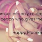 Happy Promise Day Message Facebook