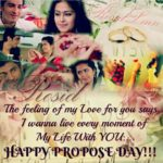 Happy Propose Day 8 Feb Twitter