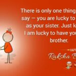 Happy Rakhi To All My Brothers