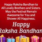 Happy Rakhi To All My Brothers Twitter