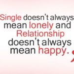 Happy Single Life Quotes Facebook