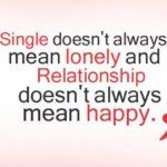 Happy Single Life Quotes Facebook