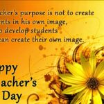 Happy Teachers Day Quotes For Parents Twitter