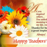 Happy Teachers Day Sir Quotes Tumblr