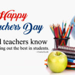 Happy Teachers Day Sister Pinterest