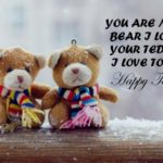 Happy Teddy Day Quotes For Boyfriend