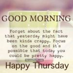 Happy Thursday Morning Quotes Pinterest