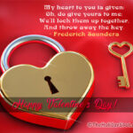 Happy Valentine Day Greeting Card