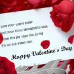 Happy Valentine Day Greeting Message Twitter
