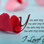 Happy Valentine My Love Quotes Pinterest