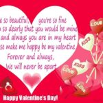 Happy Valentines Day Baby Quotes