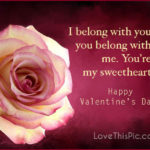 Happy Valentines Day Sweetheart Images Twitter