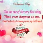 Happy Valentines Day Wishes For Girlfriend Twitter