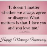 Happy Wedding Anniversary Quotes For Wife Pinterest