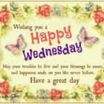 Happy Wednesday Blessings