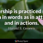 Harold Geneen Quotes Tumblr
