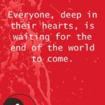 Haruki Murakami 1q84 Quotes Pinterest