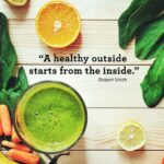 Healthy Food Healthy Mind Quotes Pinterest