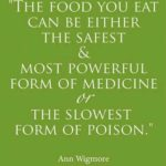 Healthy Food Sayings Pinterest