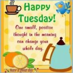 Hello Tuesday Quotes Facebook