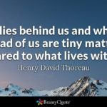 Henry Thoreau Quotes Facebook