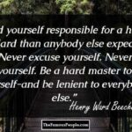Henry Ward Beecher Strength Quote Facebook