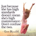 High Maintenance Woman Quotes