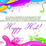 Holi Images With Quotes Pinterest