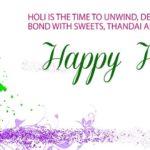 Holi Wishes To Boss Twitter
