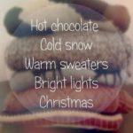 Hot Chocolate Sayings Tumblr