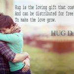 Hug Day Special Quotes Facebook
