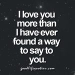 I Love You My Beautiful Wife Quotes Pinterest