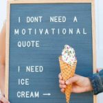 Ice Cream Quotes Instagram Pinterest