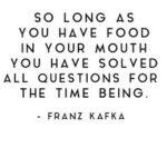 If You Have Food In Your Fridge Quote Origin Facebook