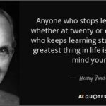 Importance Of Lifelong Learning Quotes Tumblr