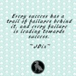In Every Failure There Is A Success