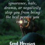 Inspiration Positive Good Morning Message Twitter