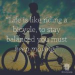 Inspirational Cycling Quotes Twitter