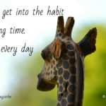 Inspirational Giraffe Quotes