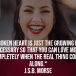Inspirational Quotes For Broken Hearted Woman