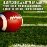 Inspirational Quotes For Football Coaches