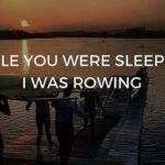 Inspirational Rowing Quotes Twitter