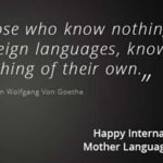 International Mother Language Day Quotes Twitter