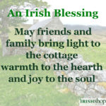 Irish Proverbs About Family